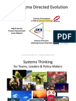 Systems Thinking Overview - John Dubuc 2010
