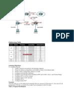 Topology Diagram Ccna4