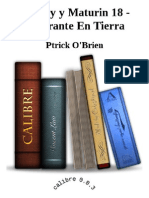 Aubrey y Maturin 18 - Almirante en Tierra - Ptrick O'Brien