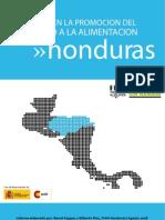 FIAN Avances promoción derecho alimentación Honduras