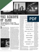 The Rebirth of Sloss