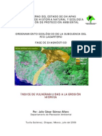 Ordento Ecol Subcuenca Vulnerabil Erosion