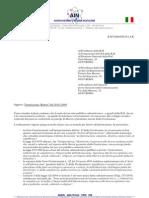 Osservazioni Report 29-03-2009