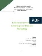 AndriuSilva AixaPerez Relacion Plan Marketing PlanEstrategico