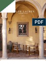 Catalogue Ralph Lauren Home