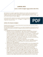 Lampada Arco - Achille Castiglioni