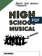 Libreto HSM El Musical
