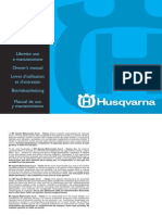 Husqvarna WR,CR 250,WR360 02 Service Manual by Mosue