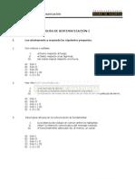Sistematizacion I