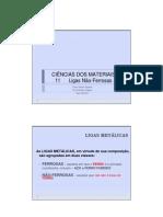 ciencia_dos_materiais_notas_de_aula_11_Ligas_nao_Ferrosas