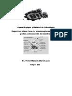 OEML Reporte de Clases de Laboratorio