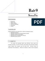 BAB-09 Sistem File