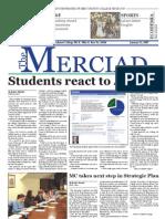 The Merciad, Jan. 31, 2007