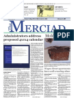 The Merciad, Feb. 7, 2007