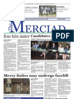 The Merciad, March 28, 2007