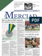 The Merciad, April 18, 2007