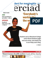 The Merciad, Oct. 3, 2007