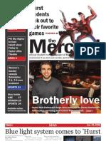 The Merciad, Jan. 30, 2008