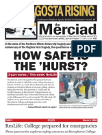The Merciad, March 5, 2008