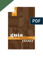 GuiaEXANI-I