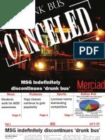 The Merciad, April 14, 2010