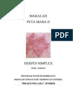 (2) Herpes Simpleks