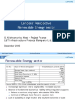 55862773 Dec2010 Lender s Perspective Renewable Energy G Krishnamurthy
