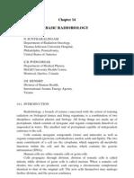 Basic Radiobio PDF