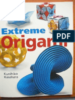 Extreme Origami by Kunihiko Kasahara