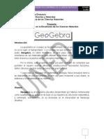 Geogebra, un software alternativo para la enseñaza de las ciencias