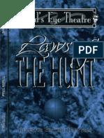MET - Laws of the Hunt (1st)(5014)