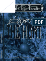 MET - Laws of the Hunt (1st)(5014)