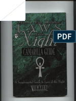 Vampire - MET - Camarilla Guide (5017)
