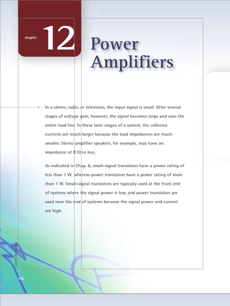 Amplifier Bipolar Junction Transistor Lm380 25 Watt