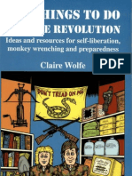 101 Things to Do Til the Revolution - Claire Wolfe - Ocr