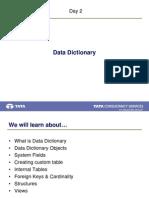 1 Data Dictionary
