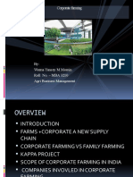 My Corporate Farming PPt