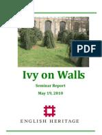 Ivy Report