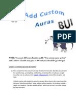 Add Custom Aura_BUI