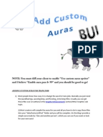 Add Custom Aura_BUI