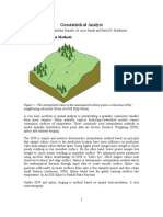 Geostatistical Analyst