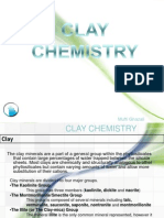 Clay Chemistry