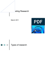 Marketing Research Session 04