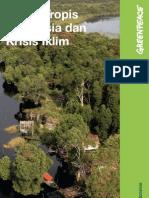 Hutan Tropis Indonesia Krisi Iklim