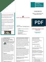 Chromium Brochure