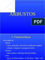 PLANTAS ORNAMENTAIS - ARBUSTOS