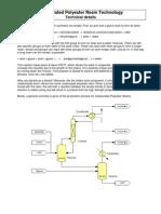 Resin Technical Details