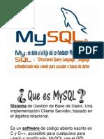 Presentación mysql beta para inprimir