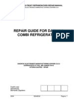 Repair Guide for Combi Ref Demesa