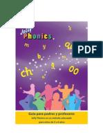 ¿Qué es Jolly Phonics?